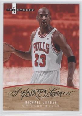 2007-08 Fleer Hot Prospects - Supreme Court #SC-16 - Michael Jordan