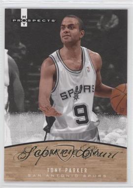 2007-08 Fleer Hot Prospects - Supreme Court #SC-25 - Tony Parker