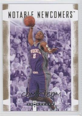 2007-08 Fleer Hot Prospects Notable Newcomers #NN-20 - D.J. Strawberry