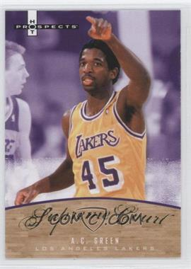 2007-08 Fleer Hot Prospects Supreme Court #SC-12 - A.C. Green