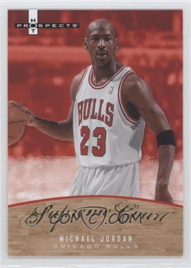 2007-08 Fleer Hot Prospects Supreme Court #SC-16 - Michael Jordan