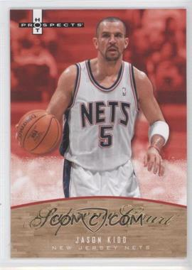 2007-08 Fleer Hot Prospects Supreme Court #SC-18 - Jason Kidd