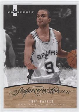 2007-08 Fleer Hot Prospects Supreme Court #SC-25 - Tony Parker