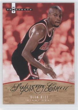 2007-08 Fleer Hot Prospects Supreme Court #SC-28 - Glen Rice