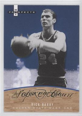 2007-08 Fleer Hot Prospects Supreme Court #SC-3 - Rick Barry