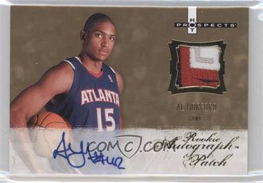 2007-08 Fleer Hot Prospects #127 - Al Horford /399