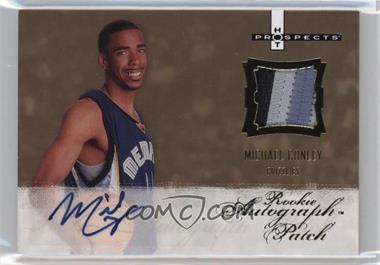 2007-08 Fleer Hot Prospects #128 - Mike Conley /399