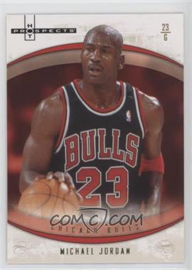 2007-08 Fleer Hot Prospects #23 - Michael Jordan