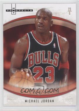 2007-08 Fleer Hot Prospects #23 - Michael Jordan