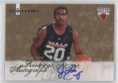 2007-08 Fleer Hot Prospects #89 - JamesOn Curry /899