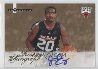 2007-08 Fleer Hot Prospects #89 - Jameson Curry /899