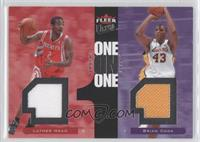 Luther Head, Brian Cook /99