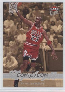 2007-08 Fleer Ultra Retail #244 - Michael Jordan