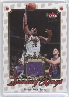 2007-08 Fleer Ultra Scoring Kings Memorabilia #SK-5 - Michael Redd