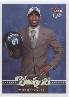 2007-08 Fleer Ultra #234 - Mike Conley