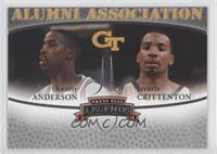 Kenny Anderson, Jamal Crawford, Javaris Crittenton