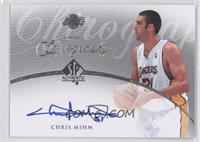 Chris Mihm