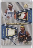 Allen Iverson, Carmelo Anthony /50