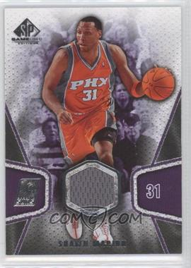 2007-08 SP Game Used - [Base] #138 - Shawn Marion