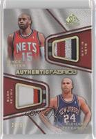 Vince Carter, Richard Jefferson /50