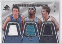 J.J. Redick, J.R. Smith, Mike Dunleavy /50