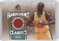 Linton Johnson /50