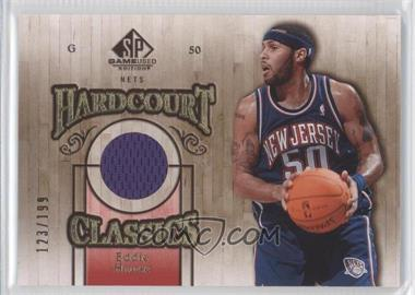 2007-08 SP Game Used Hardcourt Classics #HC-EH - Eddie House /199