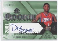Derrick Byars /100