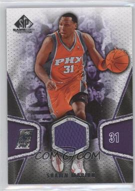 2007-08 SP Game Used #138 - Shawn Marion