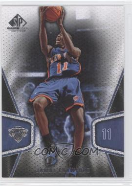 2007-08 SP Game Used #62 - Jamal Crawford