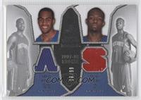 Arron Afflalo, Rodney Stuckey /99