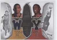 Bracey Wright, Thaddeus Young, Brandan Wright /99