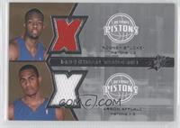 Rodney Stuckey, Arron Afflalo