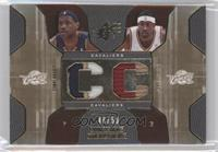 Lebron James, Larry Hughes /50