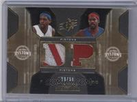 Rasheed Wallace, Chris Webber /50