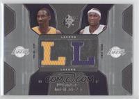 Kobe Bryant, Lamar Odom