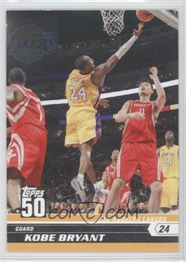 2007-08 Topps - 50 #22 - Kobe Bryant