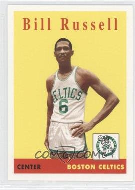 2007-08 Topps - Bill Russell the Missing Years #BR58 - Bill Russell