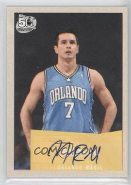 2007-08 Topps 1957-58 Variations Certified Autograph [Autographed] #106 - J.J. Redick