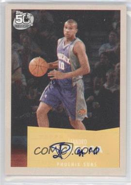 2007-08 Topps 1957-58 Variations Certified Autograph [Autographed] #54 - Leandro Barbosa