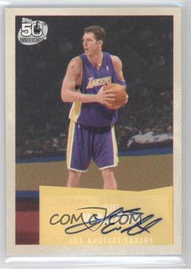 2007-08 Topps 1957-58 Variations Certified Autograph [Autographed] #70 - Luke Walton