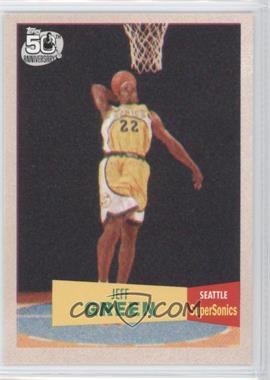 2007-08 Topps 1957-58 Variations #115 - Jeff Green