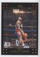 Lebron James /119