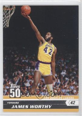 2007-08 Topps 50 #11 - James Worthy