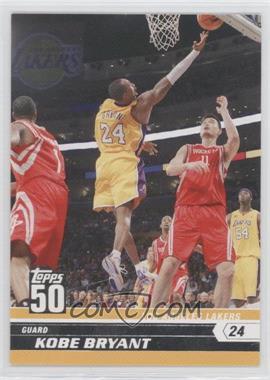 2007-08 Topps 50 #22 - Kobe Bryant