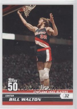 2007-08 Topps 50 #5 - Bill Walton
