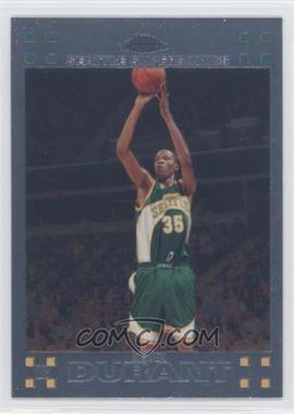 2007-08 Topps Chrome - [Base] #131 - Kevin Durant
