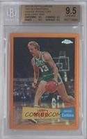 Larry Bird /199 [BGS 9.5]