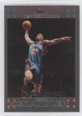2007-08 Topps Chrome #123 - Wilson Chandler