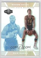 Rick Barry, Chris Mullin, Baron Davis /29